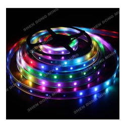 Buy Professional RGBW LED strip (RGB + Warm white) 24V