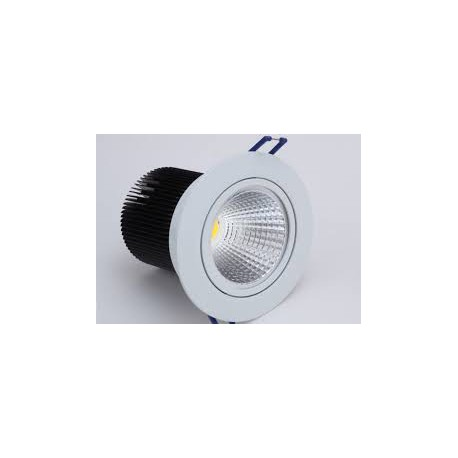Downllight Foco empotrable 18 W