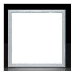 Panel de LED empotrable en techo 30x30 cm 18W
