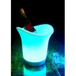 Bucket Multicolor LED